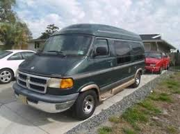 Dodge RAM Conversion Van