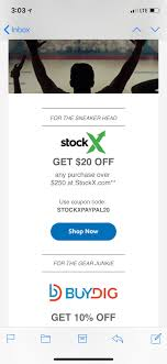 Stockx Coupon Code Is Stockx Legit Or Do They Sell Fakes Here Are The Facts App Karma Promo Code One Coupon India Get 150 Off Bags At News How To Use And Save More With Buyandship Stockx Discount Code Sep 2019 Free Shipping Home Facebook Promo Apple Macbook Pro Retina Polo Friends Family Newegg Msi Airstream Supply Shipping For Stock X Fcfs Sneakers Rapido Bangalore Budweiser Tour 100 Working Verified Wish W Coupon