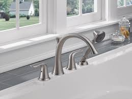 Delta Lahara Faucet Champagne Bronze by Lahara Bathroom Collection Delta Faucet