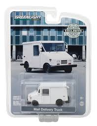 100 Cars Trucks Ebay Greenlight 164 Mail Delivery Truck EBay