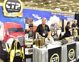 The Great American Trucking Show - 2016 - Costex Tractor Parts ...
