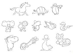 Coloring Pages Animals Printable Free