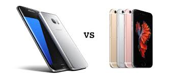 Galaxy S7 vs iPhone 6s Which is the best smartphone
