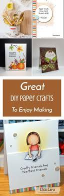 48 Great DIY Paper Crafts To Enjoy Making