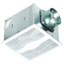 Home Depot Bathroom Exhaust Fan Heater by Air King 80 Cfm Ceiling Dual Speed Humidity Sensing Bathroom