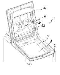 patent ep2540903a2 dispositif de distribution de détergent d une