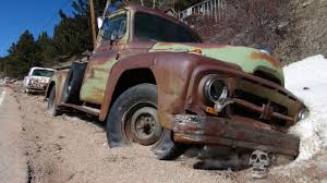 Abandoned Semi Trucks In America 2016. Old Vintage Semi Trucks In ... Old Ford Semi Trucks Randicchinecom Truck Pictures Classic Photo Galleries Free Download Intertional Dump For Sale Also 2005 Kenworth T800 And Semi Trucks Big Lifted 4x4 Pickup In Usa File Cabover Gmc Jpg Wikimedia Sexy Woman Getting Out Of An Stock Picture Jc Motors Official Ertl Pressed Steel Needle Nose Beautiful Rig Great Cdition Large Abandoned America 2016 Vintage