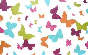 toile coton impermeable au metre fleur de soleil tissu en coton enduit papillons multicolores