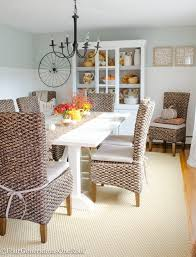 Dining Room Table Decorating Ideas For Fall by Beautiful Fall Decorating Ideas Fall Home Tour 2016 Four