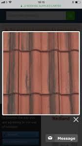 brand new redland roof tiles 癸100 left in