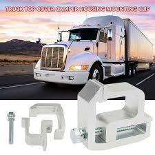 100 Commercial Truck Cap Details About 4pcs Clamps S Topper Camper Shell Mounting Clamps Heavy Duty