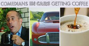 Comedians In Cars Getting Coffee By Jerry Seinfeld