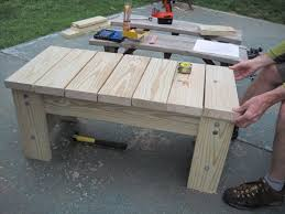 inspiring diy wood outdoor furniture ana white simple stackable