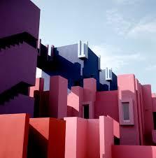 100 Ricardo Bofill Gallery Of AD Classics La Muralla Roja 4