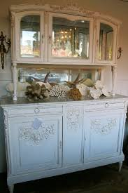 Shabby Chic Dining Room Hutch by 134 Best China Cabinets Hutches Images On Pinterest Painted