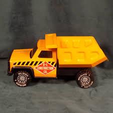 100 Buddy L Dump Truck VINTAGE BUDDY DUMP TRUCK YEOW B CONSTRUCTION CO ADVERTISING EBay