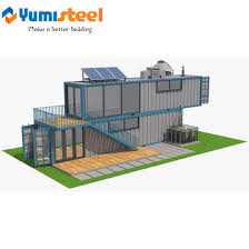 104 Shipping Container Design China Cafe Shop Thermal Insulation Material Prefabricated Building China Moveable House Prefab House
