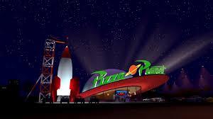 100 Toy Story Pizza Planet Truck Pixar Wiki FANDOM Powered By Wikia