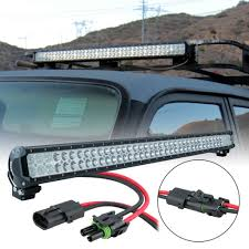 Best 36-Inch LED Light Bar Reviews - LightBarReport.com Top Led Light Bar In Grill Ideas Home Lighting Fixtures Lamps Zroadz Z324552kit Front Bumper Led Kit 15pres Ram Z324522 Mounts 10pres Dodge Z322082 62017 Polaris Ranger Fullsize Single Cab Metal Roof Texas Outdoors Parts Kits Bars For Vehicles Led Boat Lights Youtube