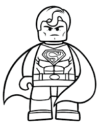 Superman Coloring Pages 4 For Boys 5 Free Printable Ant Man