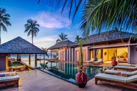 100 W Hotel Koh Samui Thailand Samara Villa Luxury Retreats