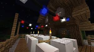 Redstone Lamps Plus 1710 by 1 7 10 1 7 2 1 6 4 Forge Fairy Lights Minecraft Mod