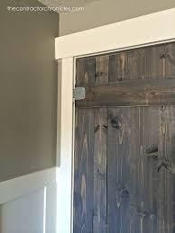Woorkworking Barn Wood Closet Doors Rustic Bedroom Ideas Diy Furniture