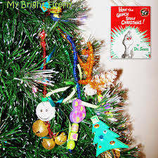 The Grinch Xmas Tree by My Bright Firefly December 2014