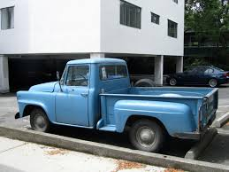 100 1960 Truck Autoliterate International Harvester B100