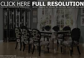 Elegant Formal Dining Room Sets Traditional Round Table