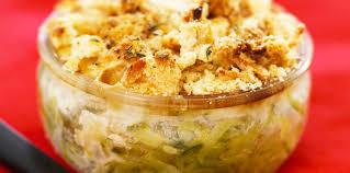 cuisine de courgettes courgettes au boursin facile et pas cher recette sur cuisine