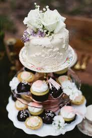 Whimsical Wonderland Shoot Cupcake TowersWedding
