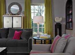 curtains curtain color for gray walls ideas living room design