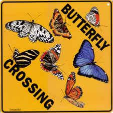 Decorative Crossing Signs BioQuip Products Inc