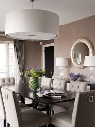 Cool Modern Dining Room Design Ideas With Wood Table And Pendant Lamp