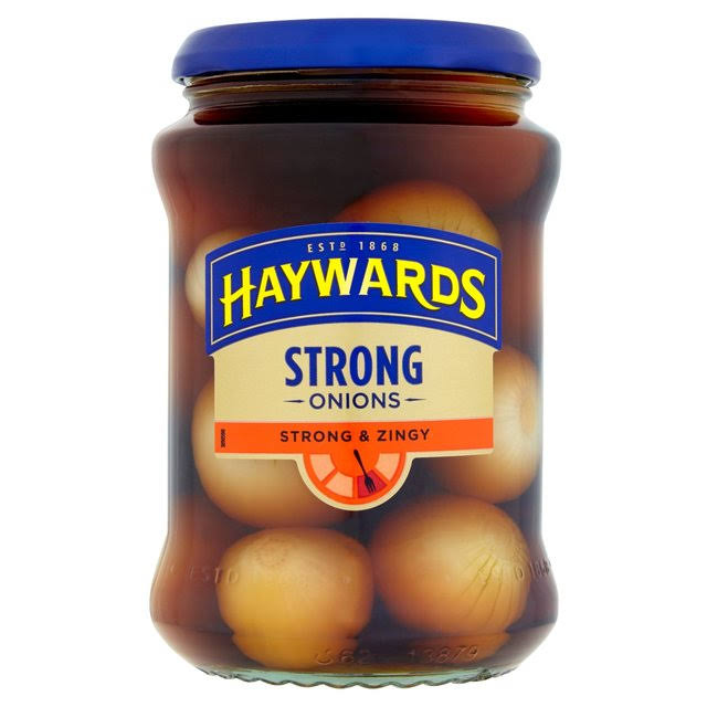 Haywards Strong Onions - 400g