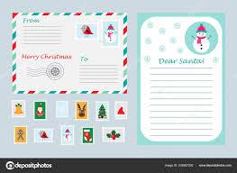 Una Carta A Santa Claus Como El Servicio Postal De Estados Unidos