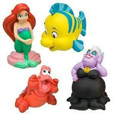 Disney Character Bathroom Sets by Fun Under The Sea The 6 Best Little Mermaid Bath Toys Baby Bath