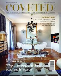 100 Best Magazines For Interior Design New Edition Of CovetED To Be Released At Salone Del Mobile