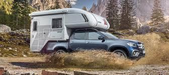 Mercedes Class X Pickup Truck With Tischer Cabin