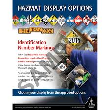 Hazmat Display Options, Hazmat Transportation Poster, Trucking ... How To Get Your Hazmat Cerfication La Truck Driving School Whats On That The Idenfication Of Hazardous Materials In Hazmat Insurance Tanker Wrecks Simmons And Fletcher Pc Hazmat Trucking It All About Alltruckjobscom To Hauling Permits For Jobs Transportation Uerstanding The Laws Freightwaves My Short Lived Experience With Page 1 Truckers With Scania Fire Truck Screensavers Backgrounds 1280x960 238 Kb Phmsa Rules State Local Regs Cover Hazmat Transfer From Tankcars