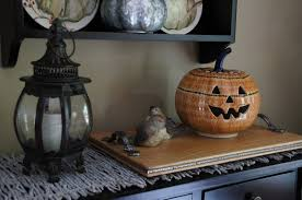 Home And Gardening With Liz: Pumpkin Patch In The Kitchen Dining Vintage Halloween Colcblesdecorations For Sale Pottery Barn Host Your Party In Style Our Festive Dishes Inspiration From The Whimsical Lady At Home Snowbird Salad Plates Click On Link To See Spooky Owl Bottle Stopper Christmas Thanksgiving 2013 For Purr03 8 Ciroa Wiccan Lace Dinner Salad Plates