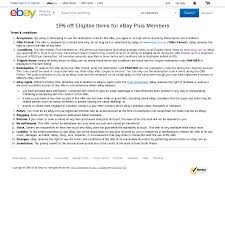 EBay Plus] 15% Off Eligible Items ($120 Min Spend, $200 Max ... Ebay July 4th Coupon Takes 15 Off Power Tools Home Goods Code Save On Tech Cluding Headphones Speakers Genos Garage Inc Codes Ebay Bbb Coupons Red Pocket 5gb Year Plan For Att And Sprint 20400 How To Apply Your Promo Code Here At Rosegal By 3 Ways To Buy Without Ypal Wikihow Free Online Arbitrage Sourcing Discounts Honey 5 25 Or More Ymmv Slickdealsnet Any Purchase Herzog Meier Mazda Aliexpress 90 November 2019 Save Big Use Can I Add A Voucher Honey