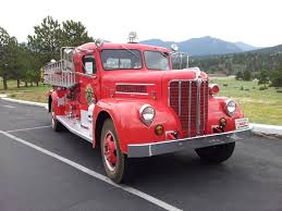 100 Red Fire Trucks Antique Fire Truck Free Image