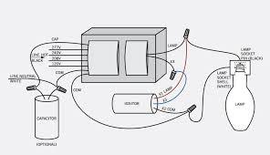 100 watt high pressure sodium ballast kits hps light ballast kit