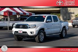 Certified Pre-Owned 2014 Toyota Tacoma STD Double Cab In Riverside ... 2014 Motor Trend Truck Of The Year Contender Toyota Tundra Used Crewmax 57l V8 6spd At Sr5 Natl At North Tacoma Review Ratings Specs Prices And Photos The 32014 Pickup Recalled For Engine Flaw Preowned Crew Cab In San Antonio For Sale Winnipeg 4x4 Double 2013 New Trd Sport Hd Youtube Sale Latham Ny 3tmlu4en9em161867 Price Reviews Features Prerunner 4d Sunnyvale Jacksonville