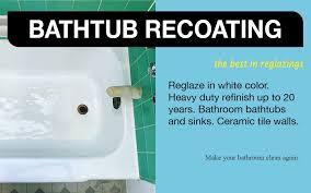 Fiberglass Bathtub Refinishing Atlanta by Bathtub Reglazing Los Angeles Ca Fiberglass Porcelain Refinishing