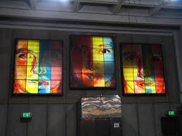 Harlem Hospital Glass Mural by Public Art Inventory