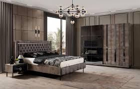 lake schlafzimmer polo mit kleiderschrank mit spiegel