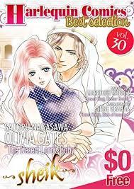 Harlequin Comics Best Selection Vol 030 Sample By Satoru Nagasawa